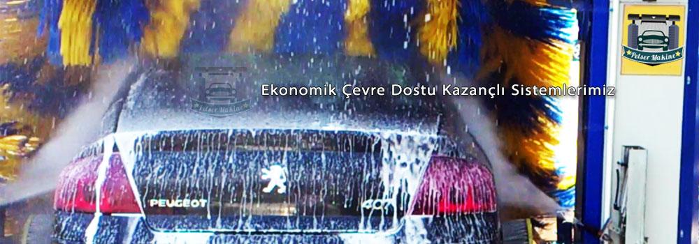 Brush Foam Car Washing Machines